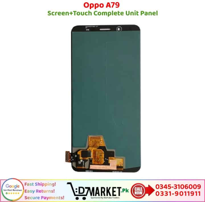 Oppo A79 LCD Panel Price In Pakistan